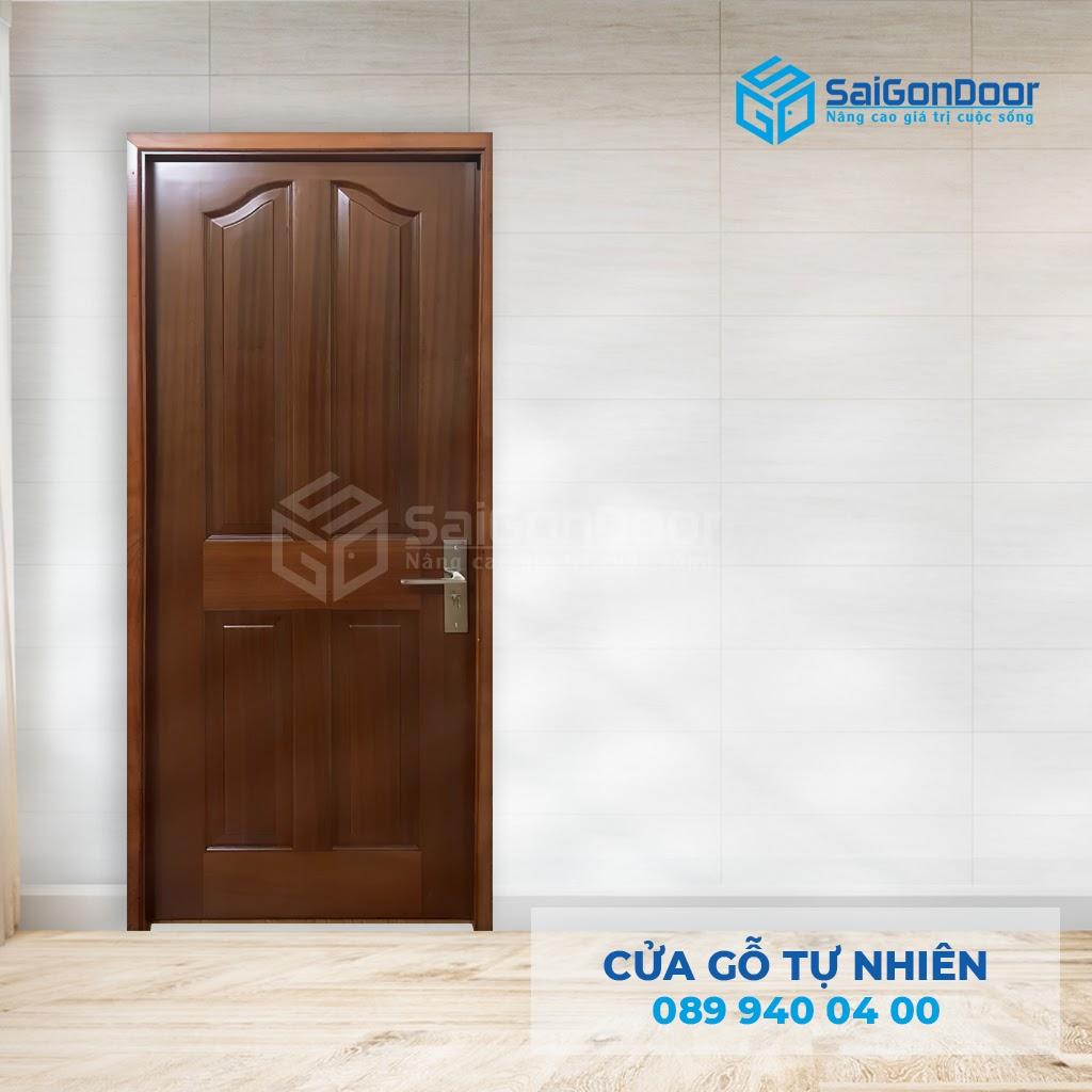 Cửa thông phòng bằng gỗ