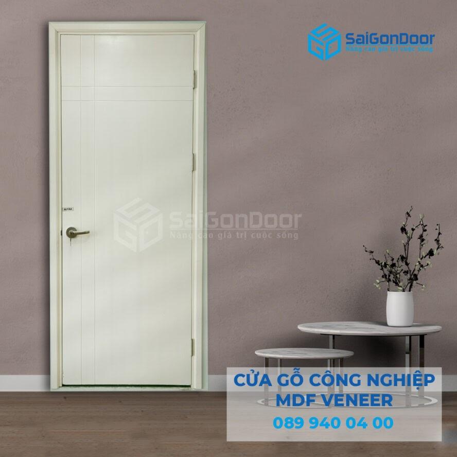 Báo giá cửa đi thông phòng Đồng Tháp tại SAIGONDOOR